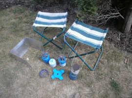 Camping stoves Lantern & stools
