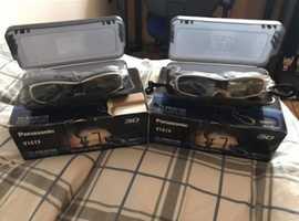Panasonic TY-EW3D10E 3D glasses