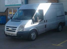 2008, (57) Ford Transit T280m, 110BHP, Company Van