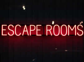 Personalised, at home Escape Room - in person!