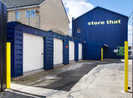 Store That: Professional, Reliable & Secure Self-Storage in the London, Docklands Area!