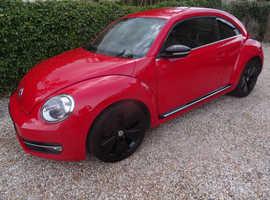 STUNNING Volkswagen Beetle 2.0 TDi SPORT  2012 (62) 3DR