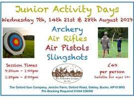 Junior Activity Days