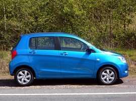 Suzuki CELERIO, 2015 (15) Blue Hatchback, Manual Petrol, 46,000 miles, (01443) 831670