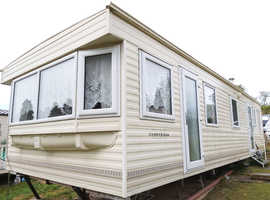 On 12 Month Park- Beautiful double glazed/ electric heating - 2 bedroom holiday home-great location and good views