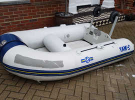 YAMAHA 2.6 MT INFLATABLE