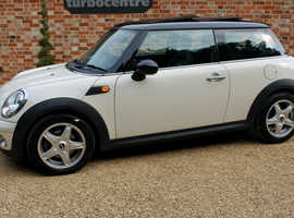 Mini MINI, Cooper Chili, FULL LEATHER, PANORAMIC ROOF.