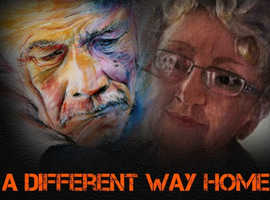 A DIFFERENT WAY HOME - Manor Theatre Company Stoke-on-Trent