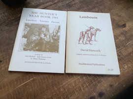 very scarce lambourn book