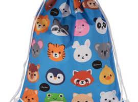 Animals HANDY DRAWSTRING BAG