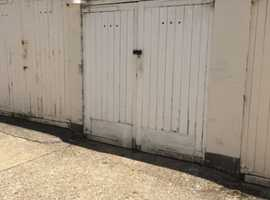 Secure dry garage to rent long term Crystal Palace