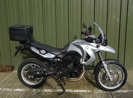 BMW F650 GS (800 Twin) Low Mileage , Recent Major Service £3,250.00