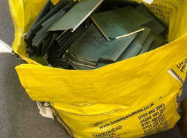 Large Sack of Hanging Files Storage