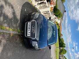Audi A3 SPECIAL EDITION, 2008 (08) Black Hatchback, Manual Petrol, 126,000 miles