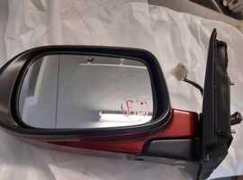 HONDA ACCORD 2004 NEAR SIDE MIRROR