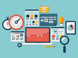 Web Development of turnkey sites