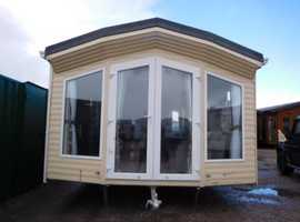 AMAZING STATIC CARAVAN // WILLERBY WINCHESTER 2012