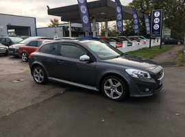 Volvo C30, 2013 (13) Grey Hatchback, Manual Diesel, 59,145 miles