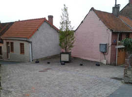 CHEAP FRENCH HOUSES FOR SALE IN AUXI-LE-CHATEAU - PAS DE CALAIS / SOMME BORDER