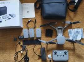 Dji Mavic Air 2 Fly more combo with extras
