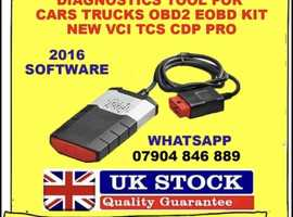 Delphi diagnostics cars trucks v2016 tcs cdp pro new vci