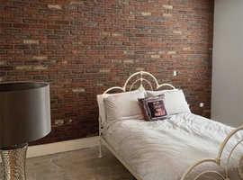 Furniture assembling, Brick slip cladding