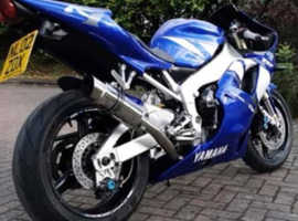 Yamaha R1 immaculate condition fantastic bike