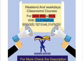 100% UPSC preparation classes
