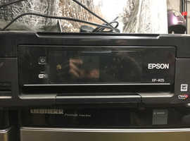 Epsom. XP405 printer/scanner used but works well