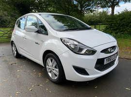 Hyundai Ix20, 2011 (61) White MPV, Manual Petrol, 24,950 miles