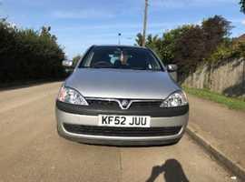 Vauxhall ,1.2 auto (ONLY 17,162 MILES)