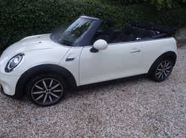 SUPERB MINI COOPER 1.5 CONVERTIBLE 2018 (18) s/s 2dr