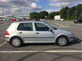 Volkswagen Golf, 2000 (V) Silver Hatchback, Manual Diesel, 157,190 miles