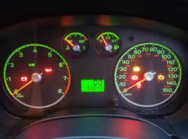 Ford Focus, 2005 (55) Grey Hatchback, Manual Petrol, 133,000 miles