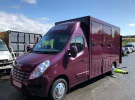 Priced to sell - 2018 Build on a Renault Master 2012 Chassis