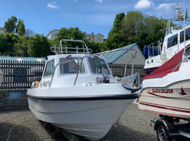 Pirate 21 - Superb quality fishing boat. Excellent condition.