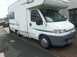 2001 SWIFT SUNDANCE 590RL, 29000 MILES. 6 Months MOT, Brand New Timing Belt and Service