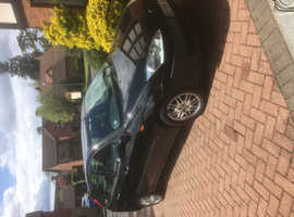 Ford Focus, 2004 (54) Black Hatchback, Manual Petrol, 103,279 miles