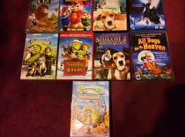 Kids LOCKDOWN VIEWING-8 FILMS+GAME