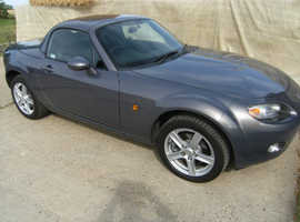 2009 / 09 Mazda MX-5 2.0i Roadster Coupe with air con & free delivery in England