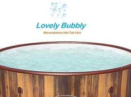 Hot tub hire