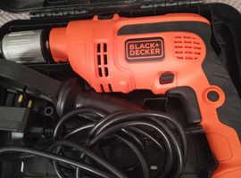 Black and decker masonry drill