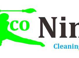 Whether you are looking for a helping hand around the home  or workplace our ninjas are here to help.  We are more than just a cleaning service and wi