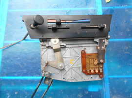 Heating panel on the central console for Citroen Sm