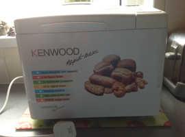 Kenwood bread maker - Rapid Bake included