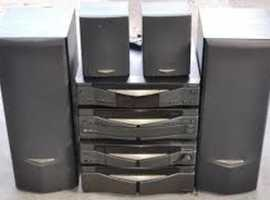 Hi Fi Systems,amplifier, CD player and turntables wanted