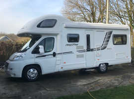 Fiat Swift Sundance 630L Motorhome, 6 berth, 6 travelling seats, low mileage