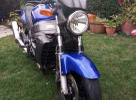 Honda X11 naked blackbird
