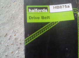 Halfords Drive Belt. New