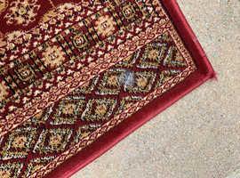 Free hearth rug